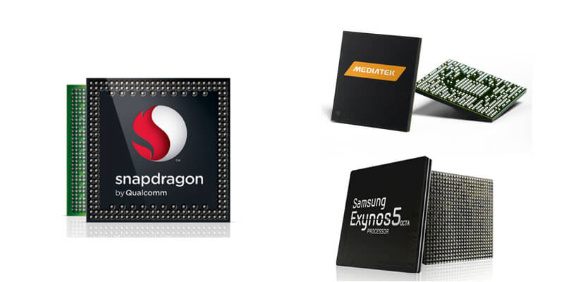snapdragon vs exynos vs mediatek