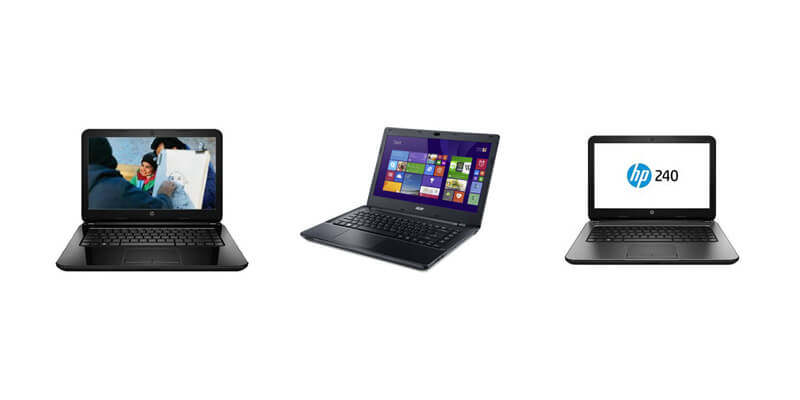Top 5 14 inch laptops under Rs 30,000 for June 2015 in India