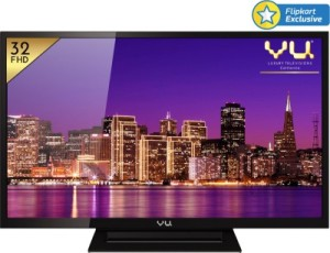 best 32 inch led tv in India - Vu 32D6545