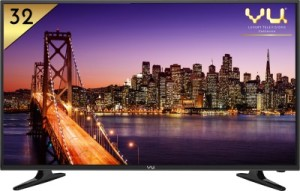 Best 32 inch LED TV under Rs 15,000 Vu 32K160MREVD