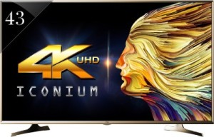 best 42 inch led tv in India - Vu 43S6535