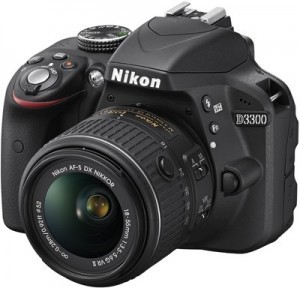 best dslr cameras under rs 40,000 - d3300