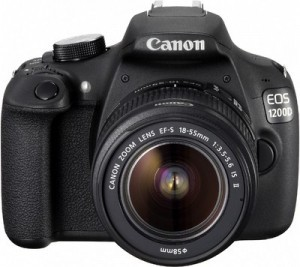 best dslr cameras under rs 30,000 - eos 1200d