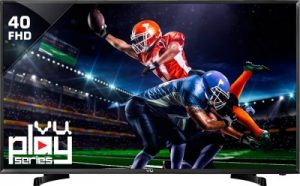Best 40 inch LED TV - Vu 40D6575