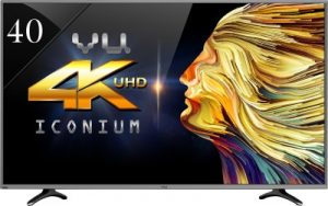 Best 40 inch LED TV - Vu LED 40k16