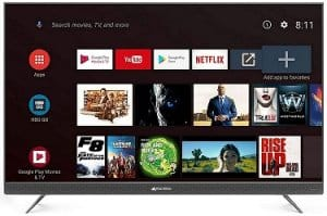 Micromax 55 inches 4K UHD Certified Android Smart LED TV