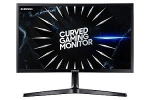 Samsung LC24RG50FQWXXL Curved Gaming Monitor ( 24-inch )