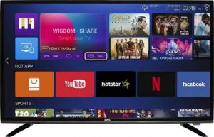 best 40 inch led tv - BPL T40SF30A