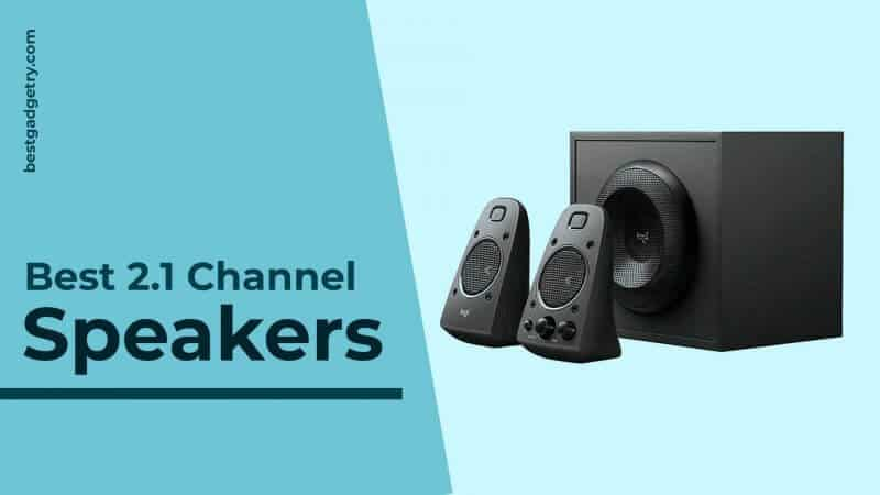 Best 2.1 Channel Speakers in India