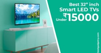 Best 32-Inch Smart LED TVs under 15000 in India 2020