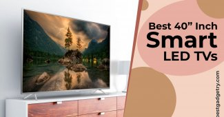 Best 40 inch Smart LED TVs in India