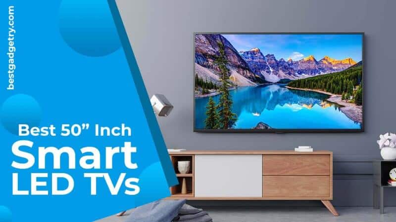 Best 50 Inch Smart LED TVs in India