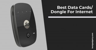 Best Data Cards or Dongles in India