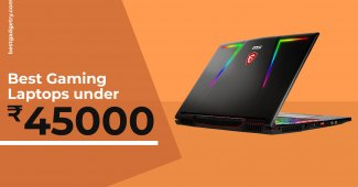 Best Gaming Laptops under 45000 in India 2020