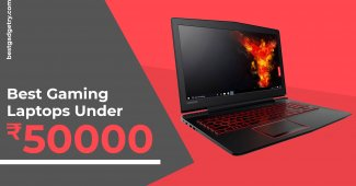 Best Gaming Laptops under 50000 in India