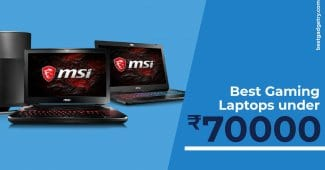 Best Gaming Laptops under 70000 in India