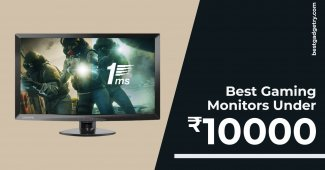 Best Gaming Monitors under 10000 in India