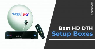 Best HD Set Top Boxes in India