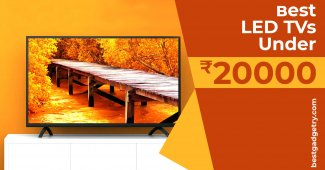 Best Smart LED TVs under Rs 20,000 in India