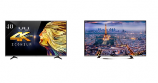 Best Ultra HD (UHD) 4K LED Televisions in India under Rs 50,000 (2016)