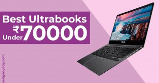 Best Ultrabooks under 70000
