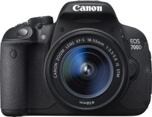 Top 5 DSLR cameras under Rs 35,000 - Rs 40,000 in India | Canon EOS 700D