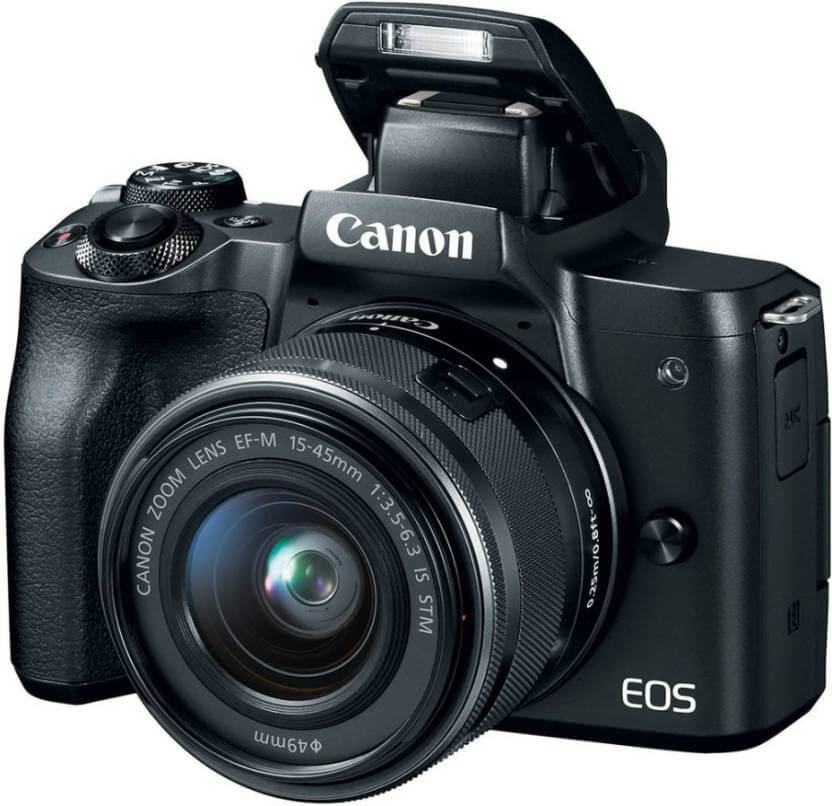 Best Dslr Cameras Under Rs 50000 In India 2019 Including Mirrorless