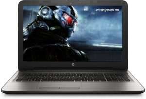 Best laptop under 75000 in India - HP 15-au117tx