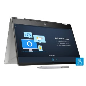 HP Pavilion x360 14-inch Touchscreen 2-in-1 Laptop