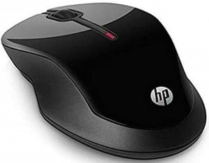 HP X3500 Wireless Optical Mouse