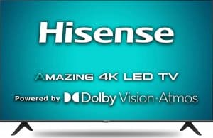Hisense 4K UHD Smart Certified Android LED TV