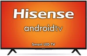 Hisense 32A56E HDR Certified Android Smart LED TV