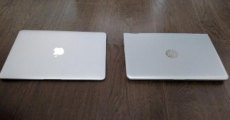 HP x360 vs Macbook air