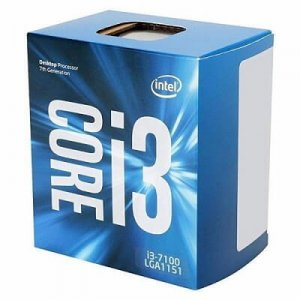 Intel Core i3-7100 Desktop Processor