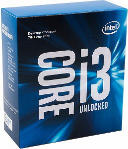 Intel Core i3 7350K Desktop Processor