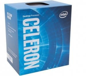 Intel Core G3900 Desktop Processor