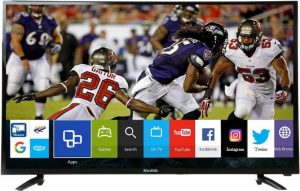 Best 40 inch led tv in India - Kodak 40FHDXSMART