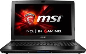 Best gaming laptop under 80000 in India - MSI GL62M 7RD
