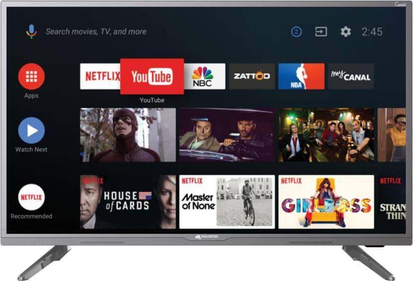 09829223dd3 Micromax 32 Canvas 3. Micromax 32 Canvas 3 · Best LED TV under Rs 15