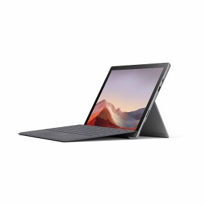 Microsoft Surface Pro 7 VDV-00015 12.3-inch Touchscreen 2-in-1 Laptop