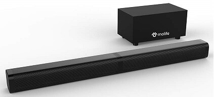 Molife Amplify 300 Soundbar
