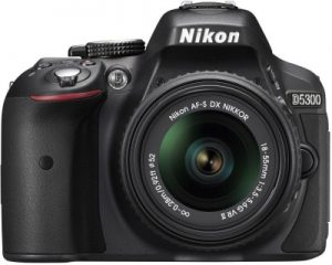 best DSLR cameras under 50000 rs in India - Nikon D5300