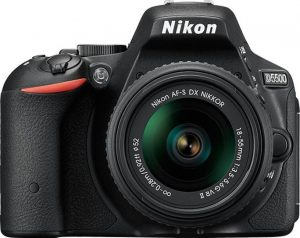 best DSLR cameras under 50000 rs in India - Nikon D5500