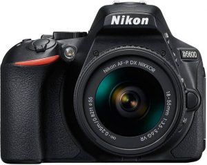 best DSLR camera under 50000 rs in India - Canon EOS 800DNikon D5600