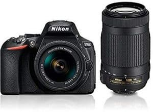 Nikon D5600 Mirrorless DSLR Camera