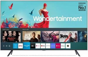 Samsung 4K UHD Smart Android LED TV