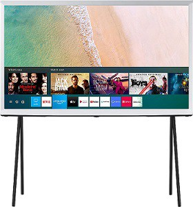 Samsung Serif Series 4K Ultra HD Smart QLED TV (55 inches)
