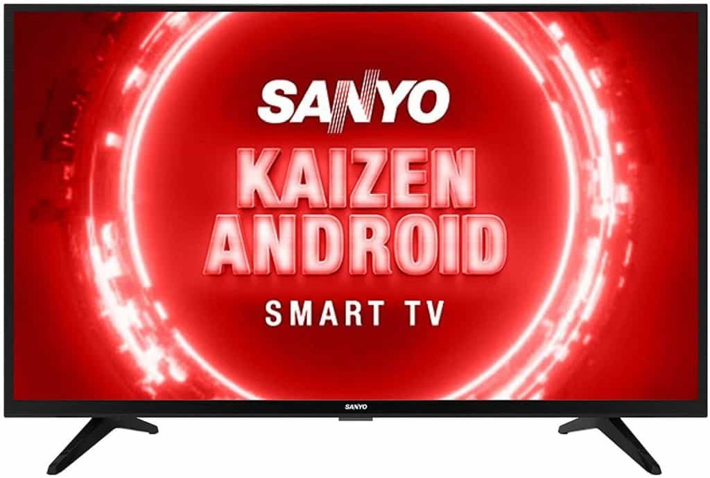 Sanyo 80 cm (32 inches) Kaizen Series HD Ready Certified Android LED TV2c