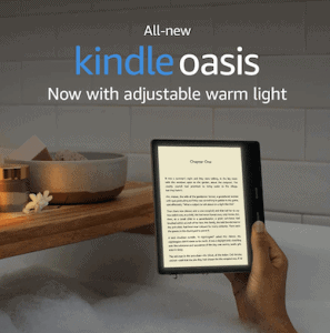 Amazon All-New Kindle Oasis (10th Gen)