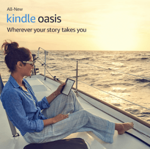 Amazon All-New Kindle Oasis (9th Gen)